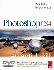 Photoshop CS4: Essential Skills (Photography Essential Skills)