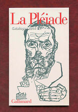 Catalogue La Pléiade - 2014