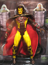 DC: Vintage: ANDROID HOURMAN figure - RARE (batman/sandman/cheetah)