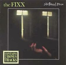 THE FIXX - Shuttered Room CD ** Excellent Condition **