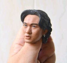 █ Custom Wong Ka Kui 黃家駒 1/6 Head Sculpt for Beyond Hottoys Narrow Shoulder Body