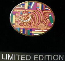 Disney Alice in Wonderland's Cheshire Cat Books Illusion Limited Edt. Pin 250