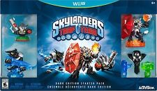 Skylanders Trap Team Dark Edition Starter Pack For The Wii U