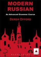 Modern Russian: An Advanced Grammar Course (Russian Studies) (Russian -ExLibrary