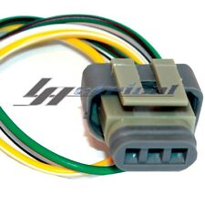 REPAIR PLUG HARNESS 3-WIRE PIGTAIL CONNECTOR for FORD LINCOLN 3G 4G ALTERNATORS