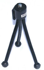Table Top Mini Tripod Pocket Webcam Small Digital Camera Stand Point & Shot New