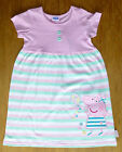 BNWT GIRLS PEPPA PIG SUMMER DRESS 4-5 YEARS