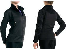 New FIGURE SKATING JACKET Mondor 4730 Black Fleece Fitted Youth 12-14 CL