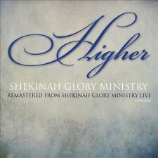 Higher by Shekinah Glory Ministry (CD, 2012, Kingdom Records)