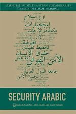 Security Arabic by Mark Evans (2013, Paperback)