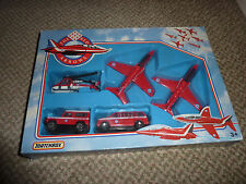 MATCHBOX mc24 le RED ARROWS COFANETTO