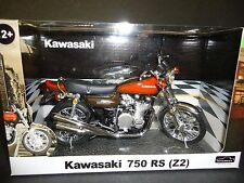 Automaxx Kawasaki 750 RS Z2 Orange 1/12