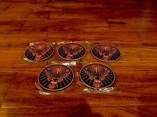 "Jaegermeister   High Quality BAR  Commercial Grade  Lot Of ""5"" Rubber Save"