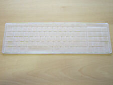 Replacement Dirt/Spashproof Rubber Membrane Cover for Wireless Keyboard + NumPad