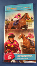 Cheltenham Queen Mother Champion Chase Race Card 2011 - Winner Sizing Europe