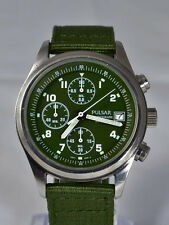 Pulsar Military Pilots RAF Style Chronograph