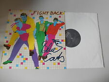 LP Rock Blue Cats - Fight Back ( 16 Song) ROCKHOUSE Rockabilly