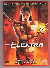 (GU797) Elektra - 2005 DVD