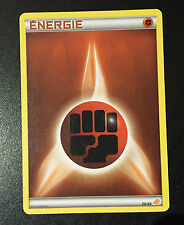 CARTE POKEMON ENERGIE MARRON - TYPE COMBAT