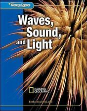 Glencoe Science: Waves, Sound, and Light, Student Edition (Glencoe Science)