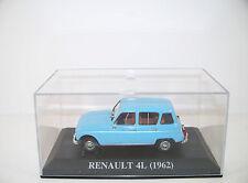 RENAULT 4l (1962) bleu clair menthe en boîte 1:43