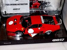 FERRARI 512 BB LM 1979 OVP TOP ZUSTAND LIMITED 2010 PCS BBR HE180021  1:18