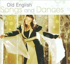 NEW - Old English Songs & Dance by Western Brass Quintet