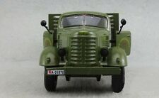 1:32 Jiefang military truck Diecast Car Model With light&sound Back Army Green