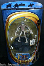 Lord of the Rings Return of the King GOLLUM w/Electronic Sound Base New! Rare!