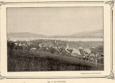 IMAGE VERS 1900 PRINT 73 LE BOURGET