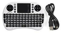 2.4G WIRELESS MOUSE & KEYBOARD WITH TOUCHPAD FOR ANDROID TV BOX, PC XBMC