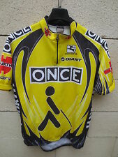 Maillot cycliste ONCE WURTH Giordana Tour de France jersey shirt camiseta trikot