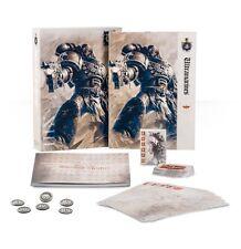 Warhammer 40k - Space marines - Limited Edition Codex - Ultramarines - New