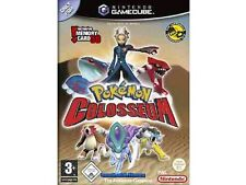 ## Pokemon Colosseum DEUTSCH Nintendo GameCube Spiel // GC - TOP ##