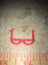 Barbie Kelly Red HEart Shaped Eye Glasses Student Fashion Accessory School