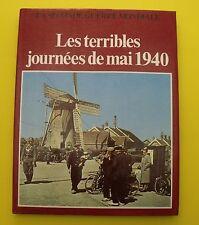 Les terribles journées de mai 1940 - Eddy Bauer & Colonel Rémy - Guerre - 1984