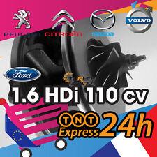CHRA TURBO CITROËN C4 Coupé - 1.6 HDi FAP 16V Entreprise 110cv # GT1544V 753420