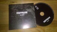 CD Indie Metrum - Broken (12 Song) SILVER SONIC / FROG QUEEN