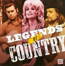 Time Life Legends Of Country; Country Sunshine CD 2 Discs 30 Tracks