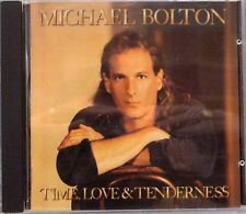 Michael Bolton - Time, Love & Tenderness (CD 1991)