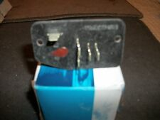 NOS 1985 - 1991 FORD ECONOLINE FACTORY HEATER BLOWER MOTOR RESISTOR FOR A/C EQUI