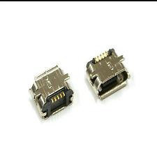 High Quality New Light Best 10 Pcs Micro USB B Female 5 Pin SMT Socket Connector