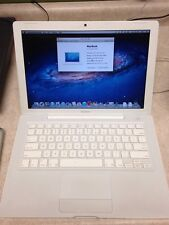 "Apple MacBook 13"" 2.0GHz 2GB Ram 80GB HDD Read Description For Cosmetics"