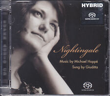 """Nightingale - Michael Hoppe & Giuditta Scorcelliti"" Hybrid SACD Audiophile CD"