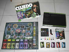CLUEDO TOP SECRET – Ed Hasbro 2010 OTTIMO Clue