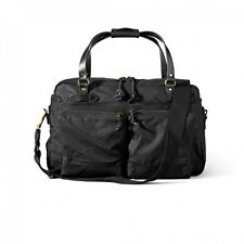 FIlson 48-Hour Duffle 70328 Black Weekend Overnight Bag