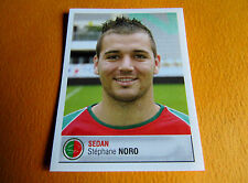 N°385 NORD CS SEDAN ARDENNES CSSA PANINI FOOTBALL FOOT 2007 2006-2007