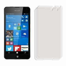 3 New Brand Screen Protectors Protect for Nokia Microsoft Lumia 650