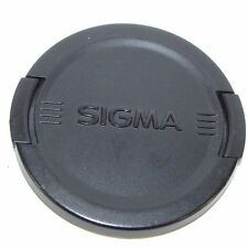 Genuine Sigma 62mm Lens Front Cap Made in Japan B00926