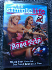 THE SIMPLE LIFE 2 - ROAD TRIP - DVD - Region 1 (USA/CANADA) - Paris Hilton